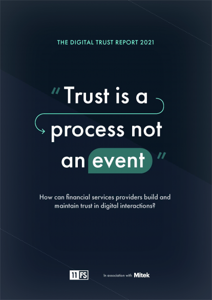 11:FS Digital Trust Report 2021 Cover