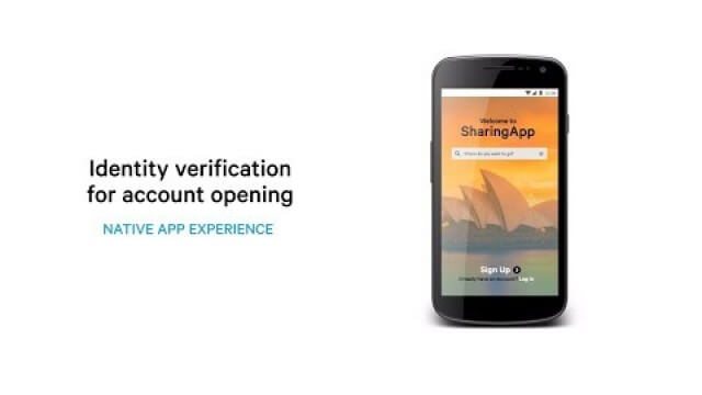 native app id verification