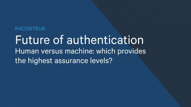 future of authentication